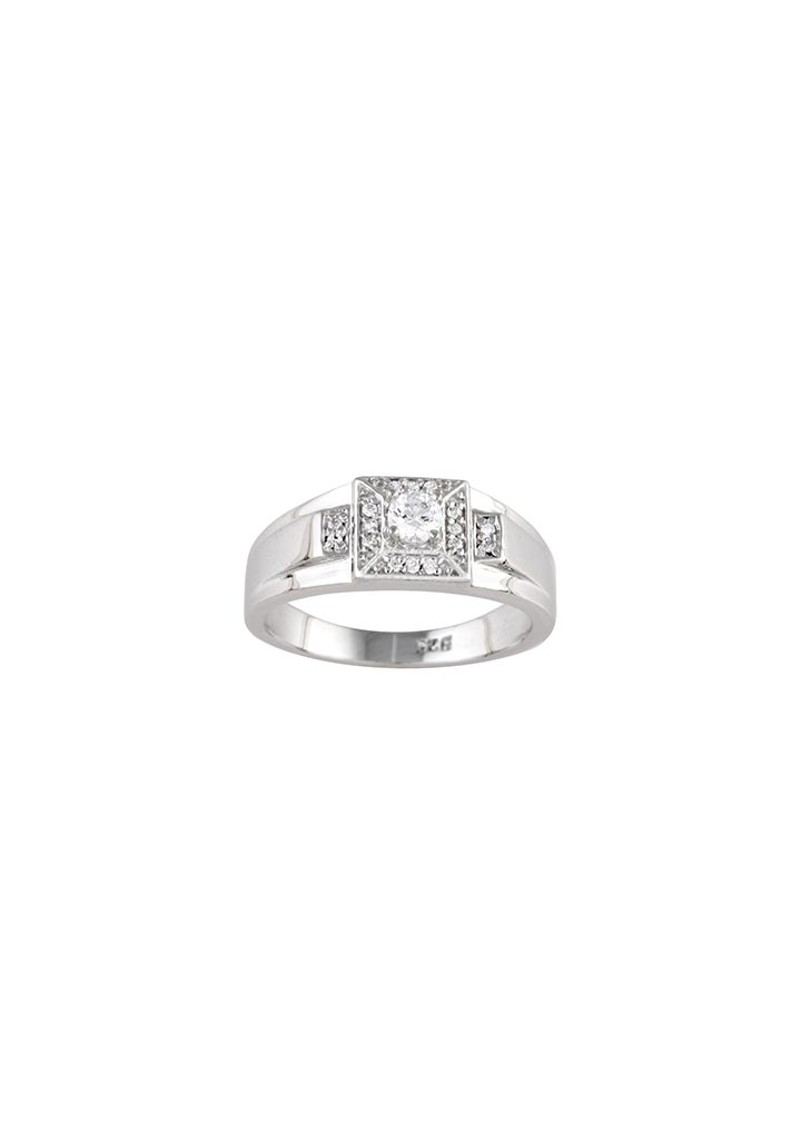 Silver Ring KGR00049