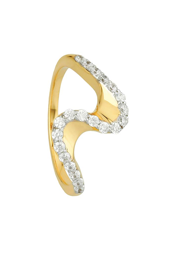 Gold Ring S14KR052