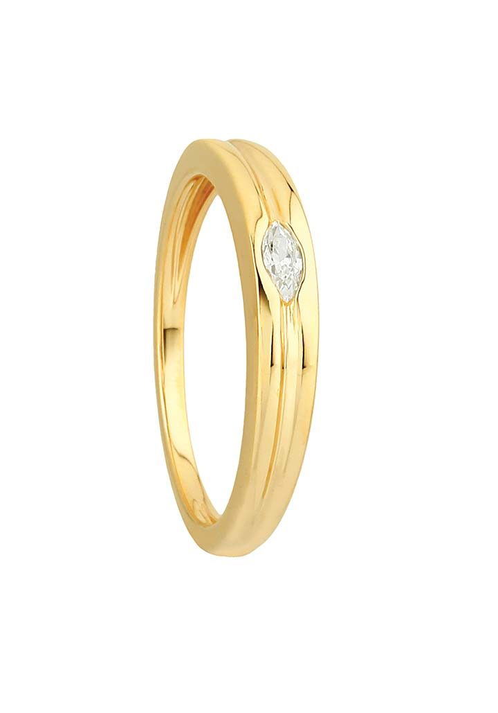 Gold Ring S14KR054