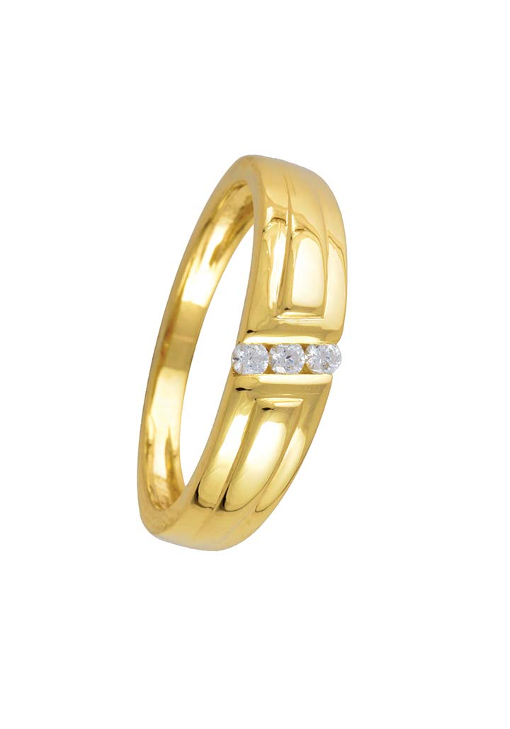 Gold Ring S14KR056