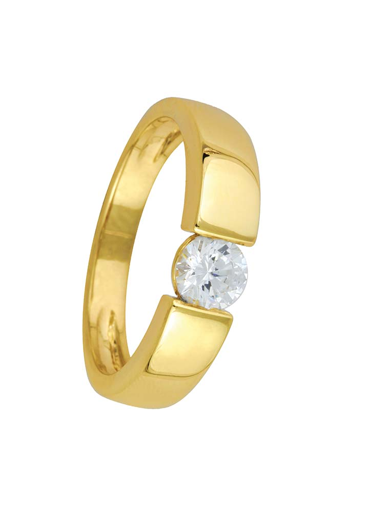Gold Ring S14KR057