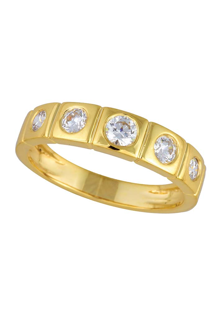 Gold Ring S14KR059