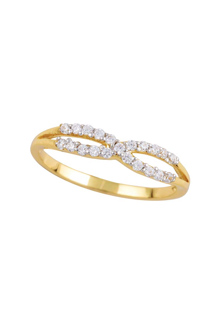 Gold Ring S14KR074