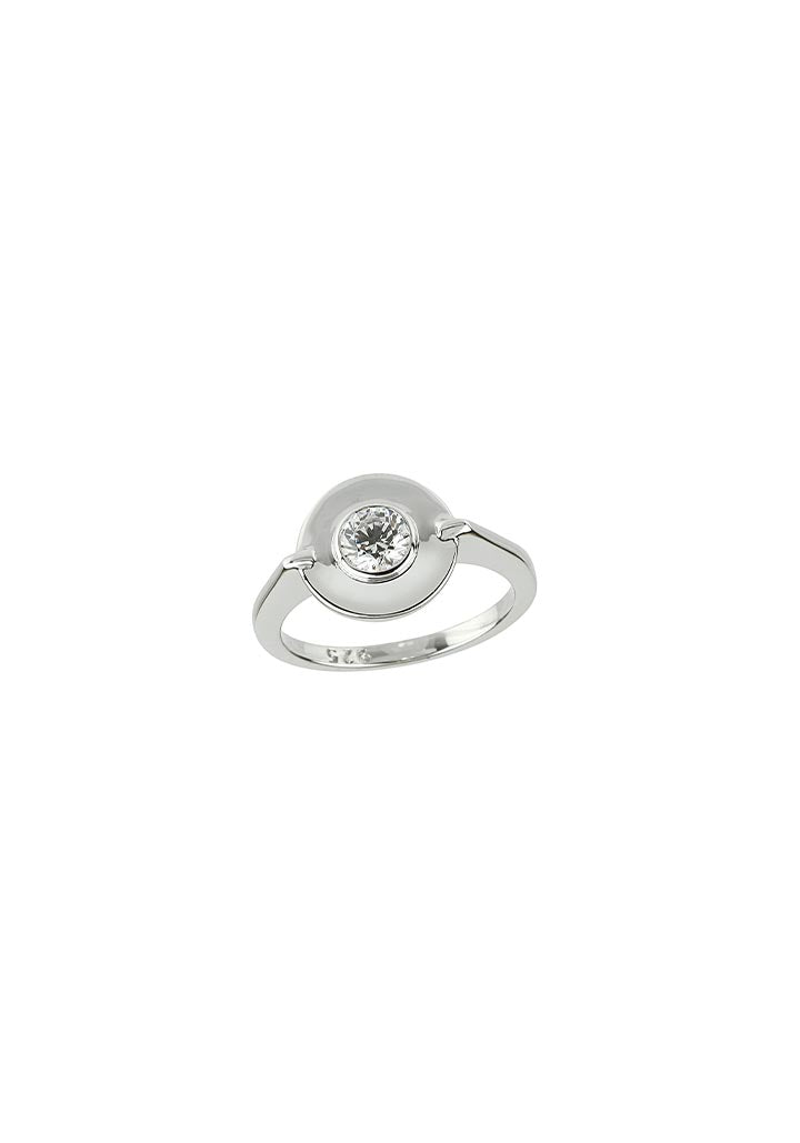 Silver Ring KGR00080