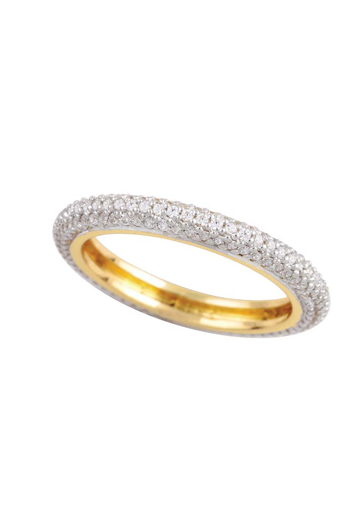 Gold Ring S14KR081
