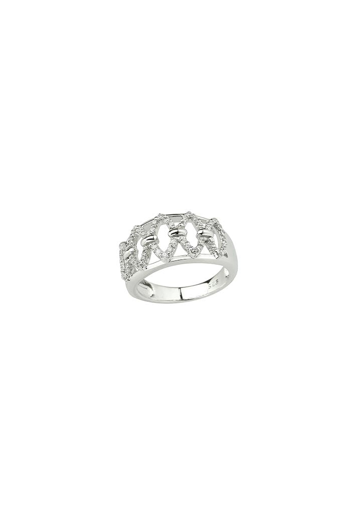 Silver Ring KGR00097