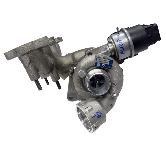 VW1.9 TDI 2004-2006 BRM Engine 038253014Q 54399880031 NEW Borg Warner Turbocharger [current_tags]- XS Boost Turbochargers - Best Turbochargers & Turbo Parts in the Industry - Turbo Rebuild Service & Replacement Turbos
