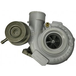 Saab 9-3 9-5 Garrett GT17 GT1752 (Low Pressure) 452204 [current_tags]- XS Boost Turbochargers - Best Turbochargers & Turbo Parts in the Industry - Turbo Rebuild Service & Replacement Turbos