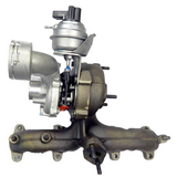 Upgraded VW1.9TDI 2004-2006 BEW Garrett Turbocharger 778445 [current_tags]- XS Boost Turbochargers - Best Turbochargers & Turbo Parts in the Industry - Turbo Rebuild Service & Replacement Turbos