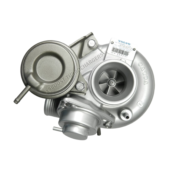 Volvo V70 S60 2.4 2001-2004 OEM Turbocharger TD04HL-13T 49189-05202 [current_tags]- XS Boost Turbochargers - Best Turbochargers & Turbo Parts in the Industry - Turbo Rebuild Service & Replacement Turbos
