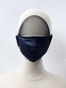 Face Mask with Veil