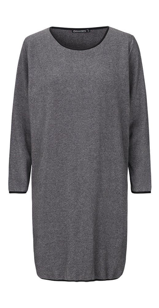 Amy Tunic Dark Grey - Isaksen design