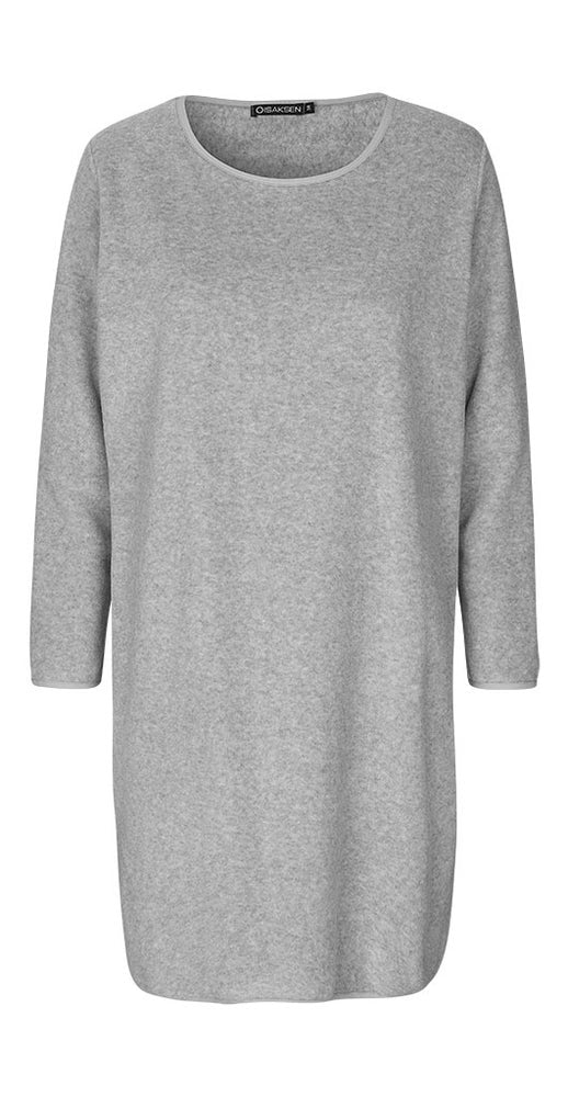 Amy Tunic Light Grey - Isaksen design