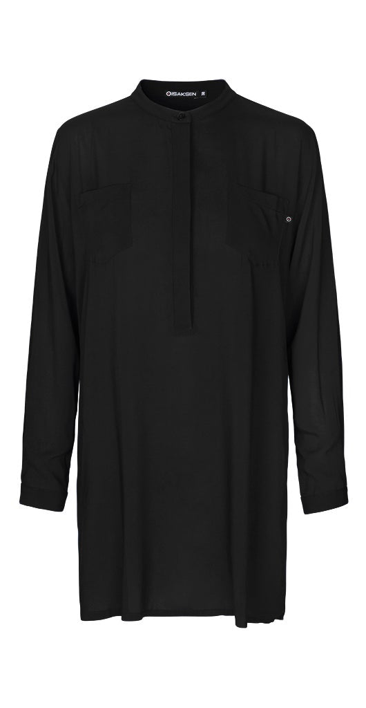 Cs-02 Shirt Black - Isaksen design