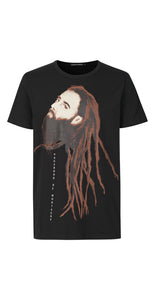 Cillian T-Shirt Black - Isaksen design