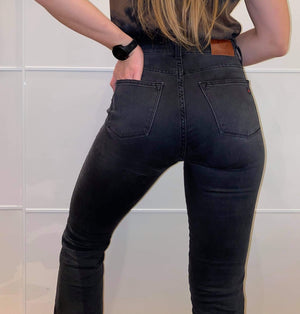 Id Jeans Bootcut Sort