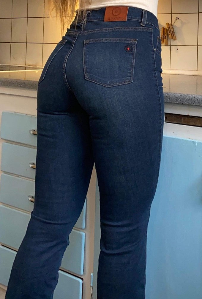 Id Jeans Bootcut Blue
