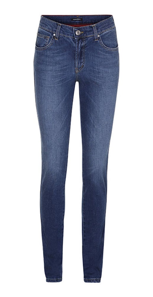 Id Skinny Jeans Blue Wash-Isaac design