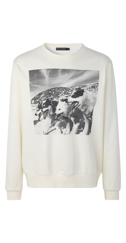 Mars Sweat White