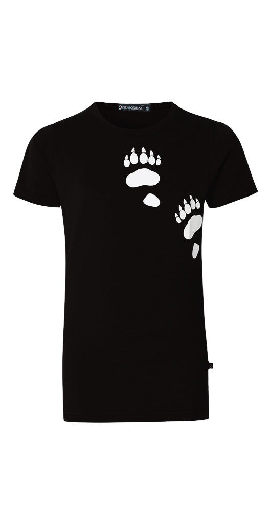 Roald Unisex T-Shirt sort