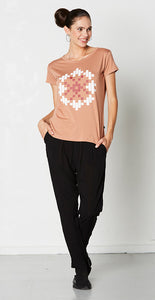 Toa Top Rose Pink