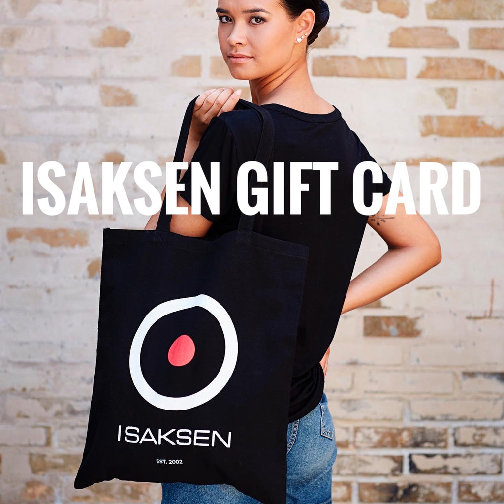 Gift Card - Isaksen design
