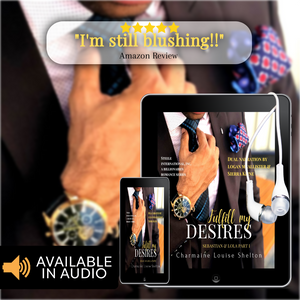 CharmaineLouise Books CLBooks Fulfill My Desires Sebastian & Lola Part I STEELE International, Inc. A Billionaires Romance Series Audiobook