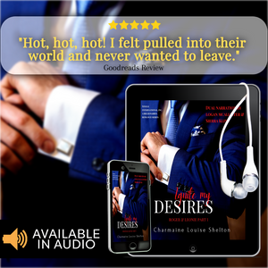 CharmaineLouise Books CLBooks Deepen My Desires Roger & Leonie Part I STEELE International, Inc. A Billionaires Romance Series Audiobook