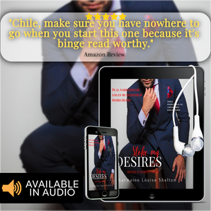 CharmaineLouise Books CLBooks Stoke My Desires Roger & Leonie Part II STEELE International, Inc. A Billionaires Romance Series Audiobook