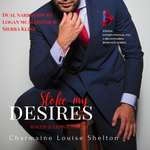CharmaineLouise Books Stoke My Desires Roger & Leonie Part II STEELE International, Inc. A Billionaires Romance Series Audiobook