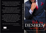 CharmaineLouise Books CLBooks Stoke My Desires Roger & Leonie Part II STEELE International. Inc/ A Billionaire Romance Series Back Cover