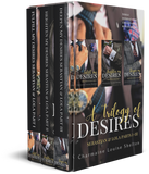 CharmaineLouise Books CLBooks A Trilogy of Desires Sebastian & Lola Parts I-III STEELE International, Inc. A Billionaires Romance Series — Box Sets Book 1 eBook Cover