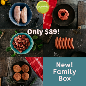 Moreish Family Box - 5 Nights