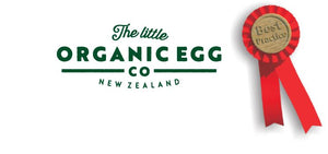 Dozen Free Range Eggs - Mixed Grade