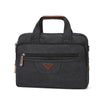 Image of Men's Messenger Bag Small - Black