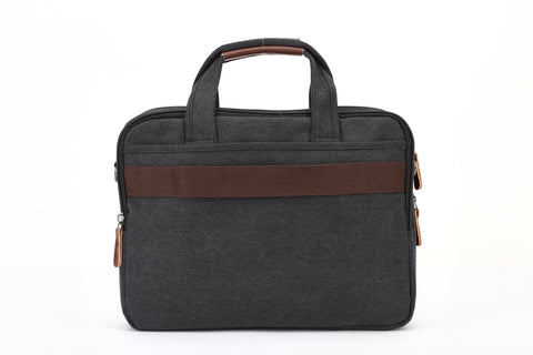Men's Messenger Bag Small - Black