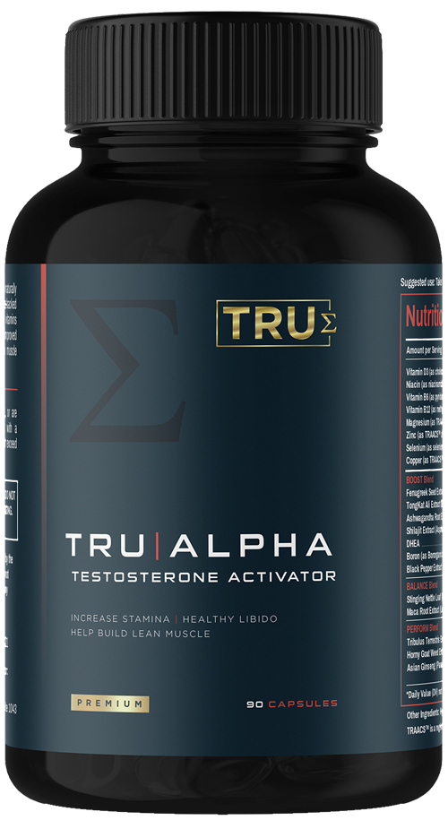 TruALPHA - Testosterone Supplements