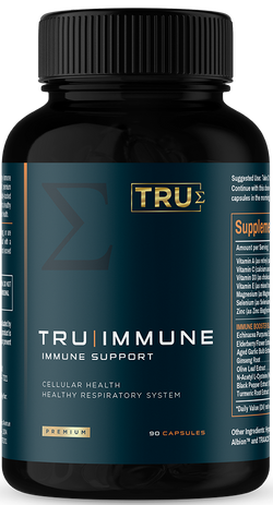 TruIMMUNE - Immune System Booster Supplement