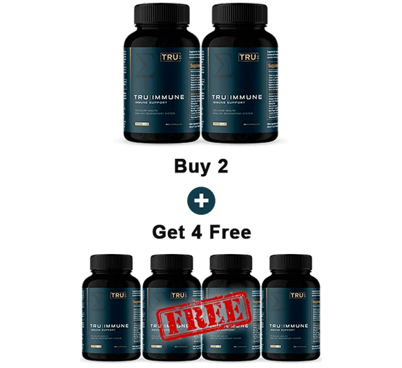 Buy 2 More TruImmune & Get 4 More FREE