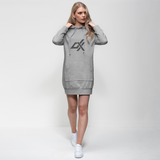 DX Logo Premium Adult Hoodie Dress