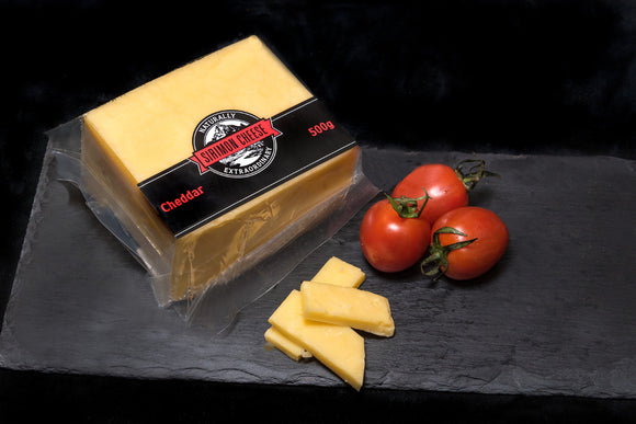 Sirimon Cheese - Cheddar - 500 Grams
