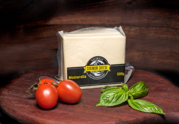 Sirimon Cheese - Mozzarella 500 Grams