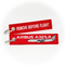 Keyring Airbus A321 LR / Remove Before Flight