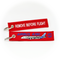 Keyring Airbus A380 (red) / Remove Before Flight