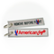 Keyring American Eagle / Remove Before Flight (old logo)