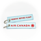 Keyring Air Canada / Remove Before Flight (blue)
