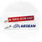 Keyring Aegean Airlines / Remove Before Flight