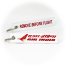 Keyring Air India / Remove Before Flight