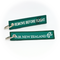 Keyring Air New Zealand / Remove Before Flight (green)