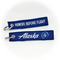 Keyring Alaska Airlines / Remove Before Flight